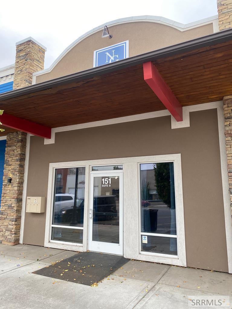 151 W Main Street #B Property Photo - RIGBY, ID real estate listing