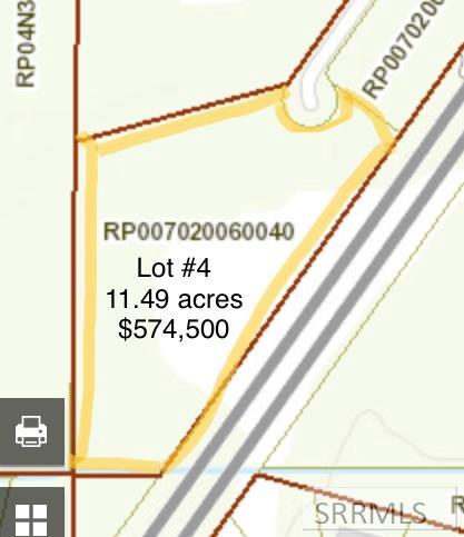 Lot4Blk6 4080 E Property Photo - RIGBY, ID real estate listing