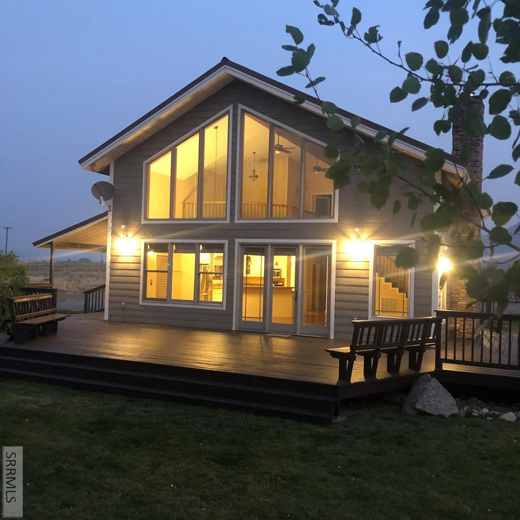 4251 W Houston Road Property Photo - MACKAY, ID real estate listing
