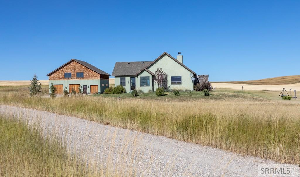 5126 Woodrush Road Property Photo - FELT, ID real estate listing
