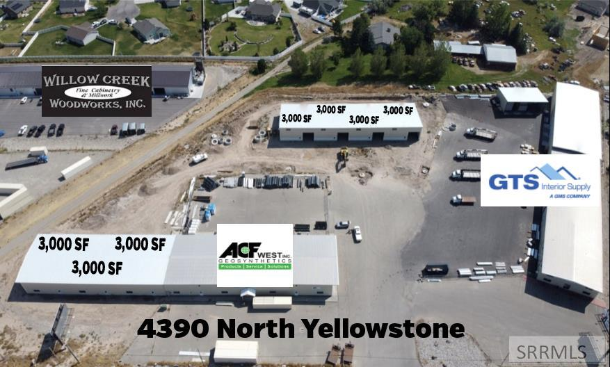 4390 N Yellowstone Hwy #ABCD Property Photo