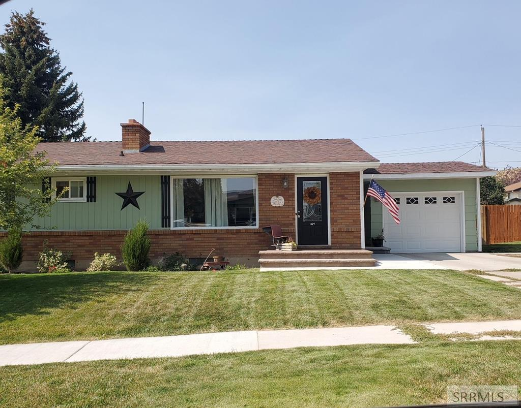 329 Rose Avenue Property Photo - SODA SPRINGS, ID real estate listing