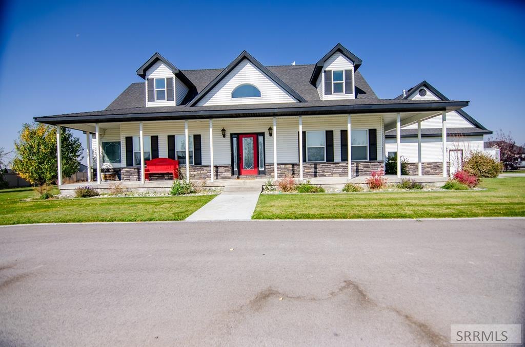 3785 E Terrace Hills Lane Property Photo - RIGBY, ID real estate listing
