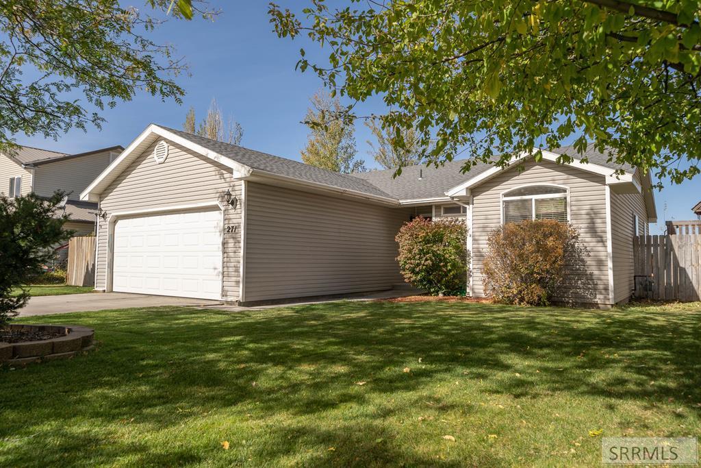 271 Meadowlark Drive Property Photo - SHELLEY, ID real estate listing