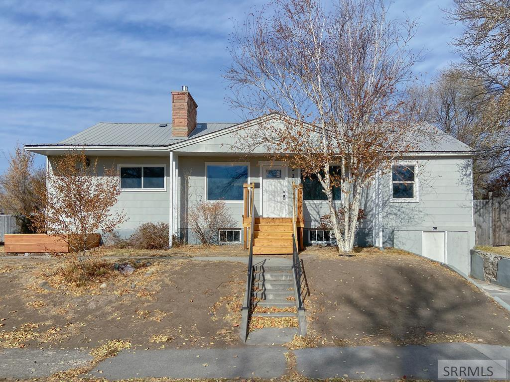 525 W 1 N Property Photo - ST ANTHONY, ID real estate listing