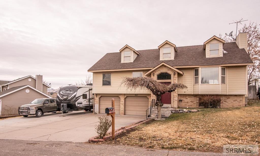 865 Bitterroot Drive Property Photo - POCATELLO, ID real estate listing