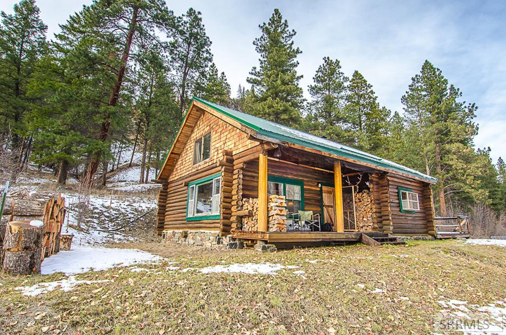 74 Indian Creek Road Property Photo - NORTH FORK, ID real estate listing