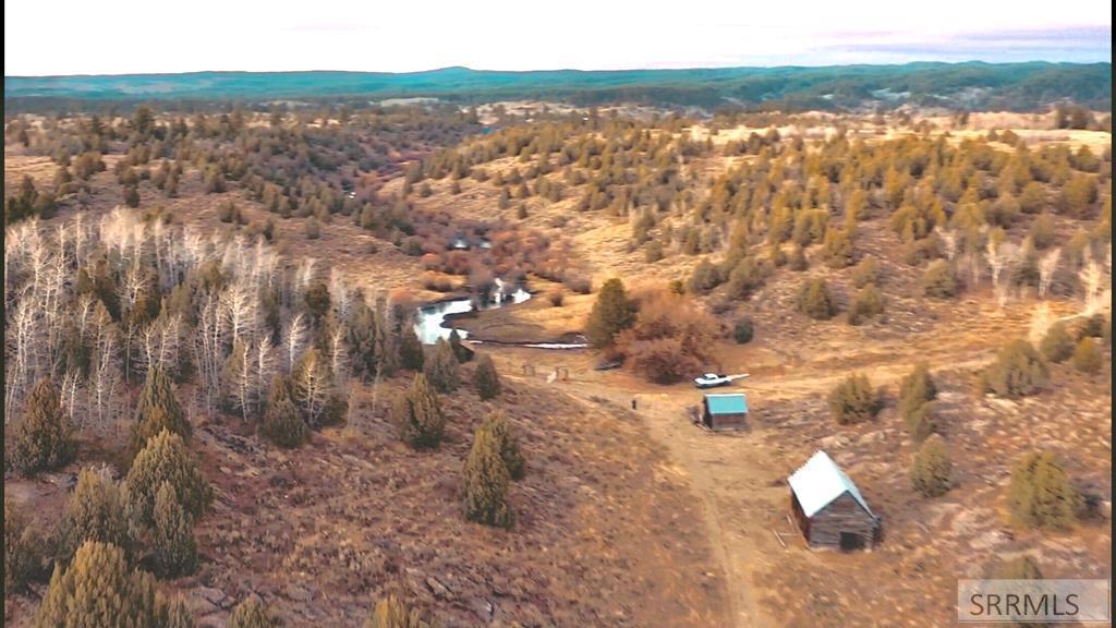 Ranch Sadorus Hill Road Property Photo - ASHTON, ID real estate listing