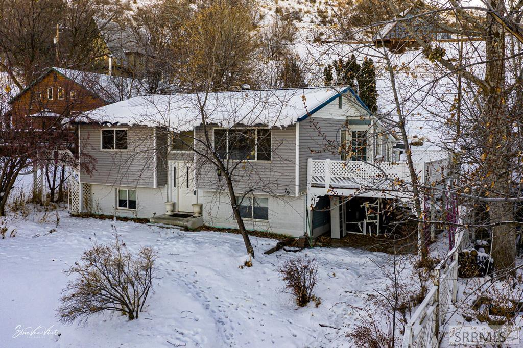 79 E Booth Property Photo - LAVA HOT SPRINGS, ID real estate listing