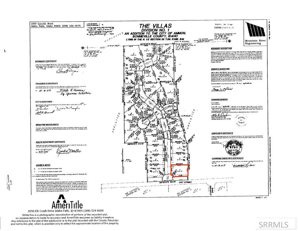 L 1 B 2 Castelli Drive Property Photo