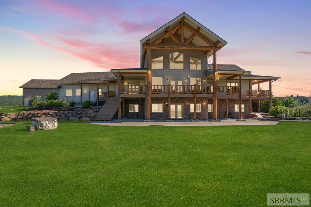 1600 Pleasant Hill View Property Photo - ASHTON, ID real estate listing