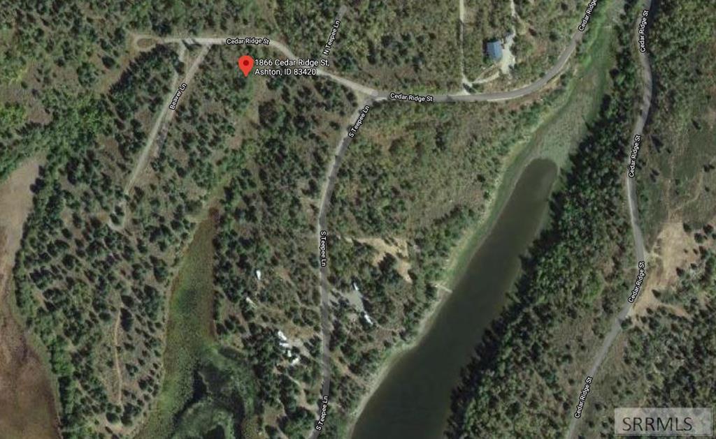 1866 Cedar Ridge Street Property Photo - ASHTON, ID real estate listing