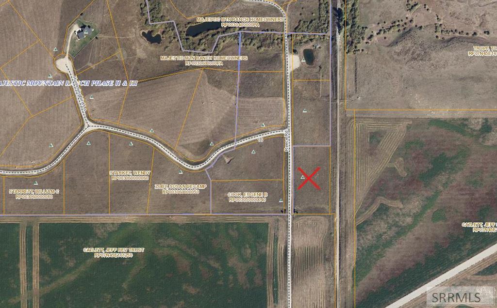 TBD Reece Road Property Photo - TETONIA, ID real estate listing