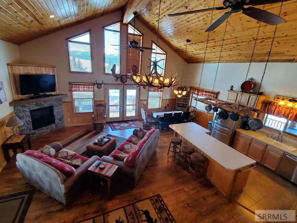 5085 Trumpeter Road Property Photo - ISLAND PARK, ID real estate listing