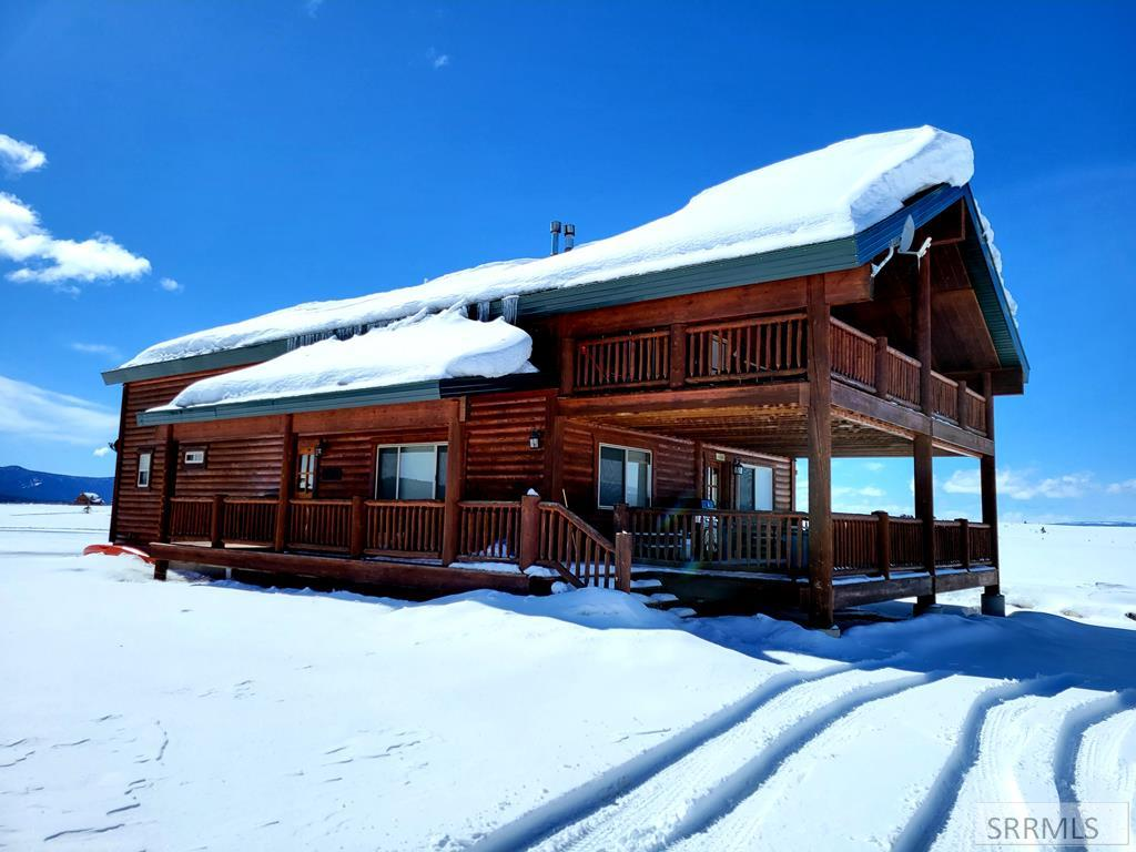 3797 Taylor Mountain Drive Property Photo - ISLAND PARK, ID real estate listing