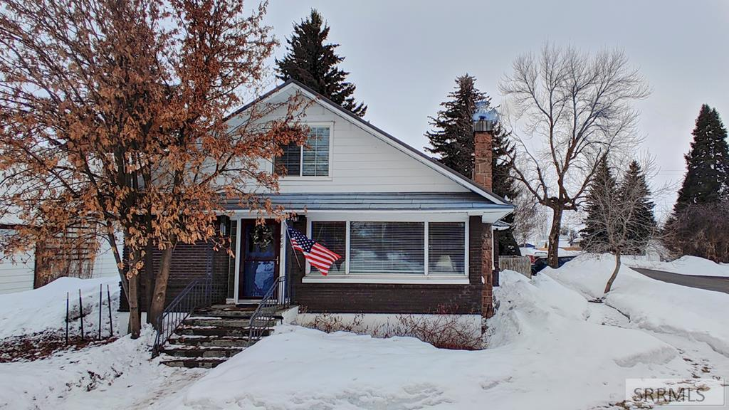 808 Fremont Street Property Photo - ASHTON, ID real estate listing