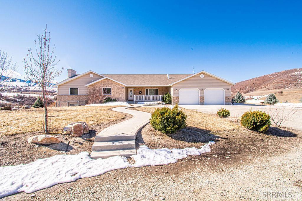 6058 E Maple Ridge Drive Property Photo - PRESTON, ID real estate listing