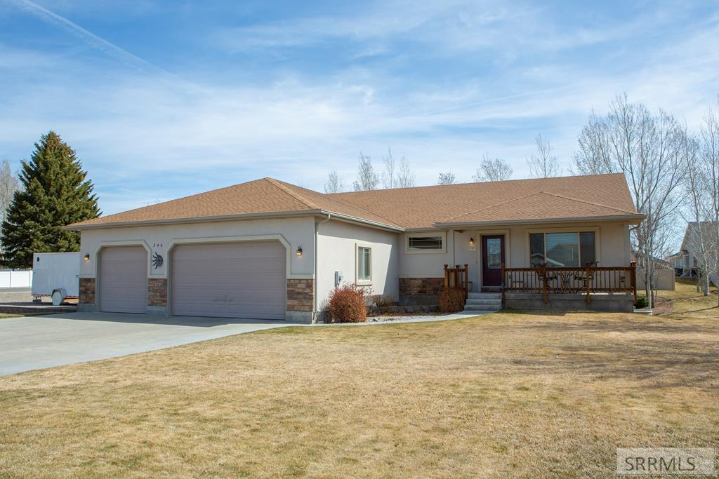 340 Bergeson Drive Property Photo - BLACKFOOT, ID real estate listing
