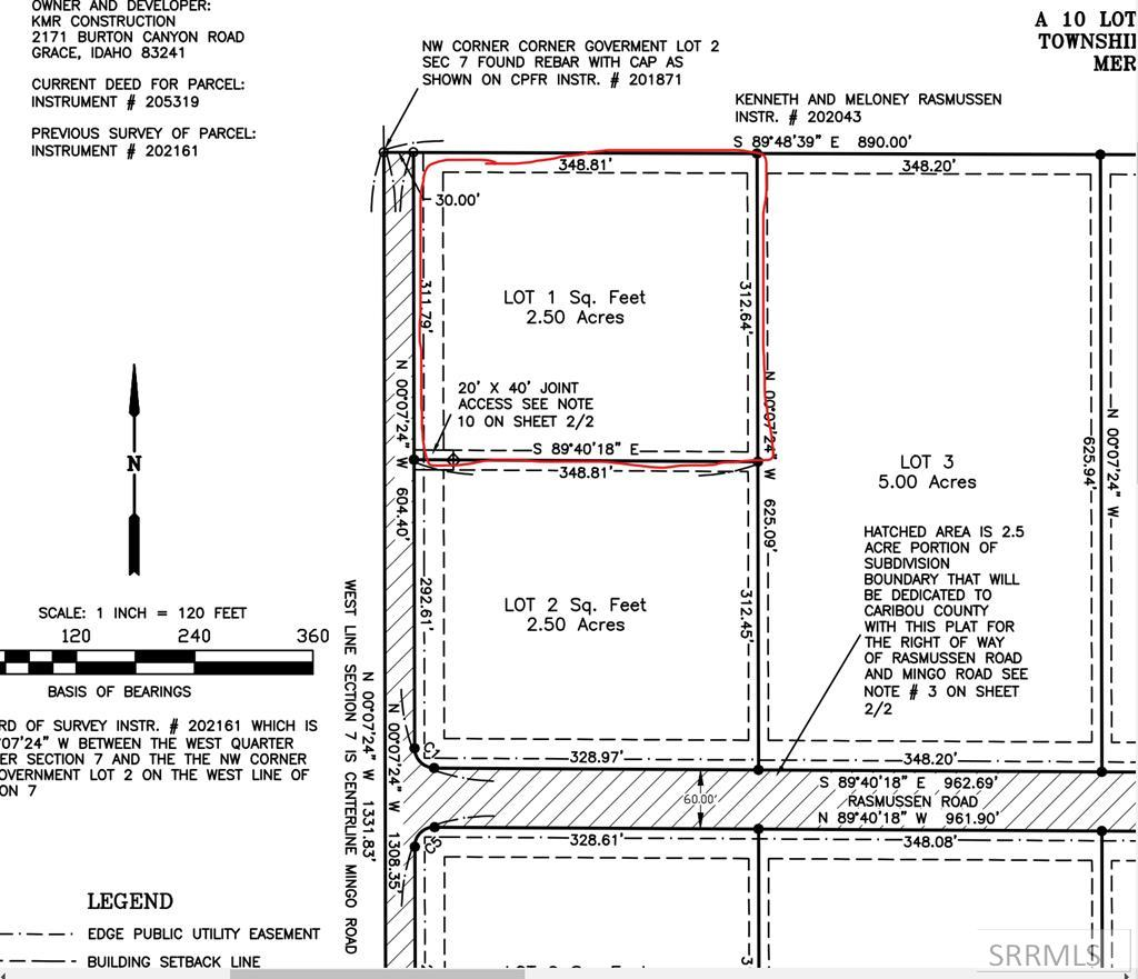 Lot 1 Highline View Road Property Photo