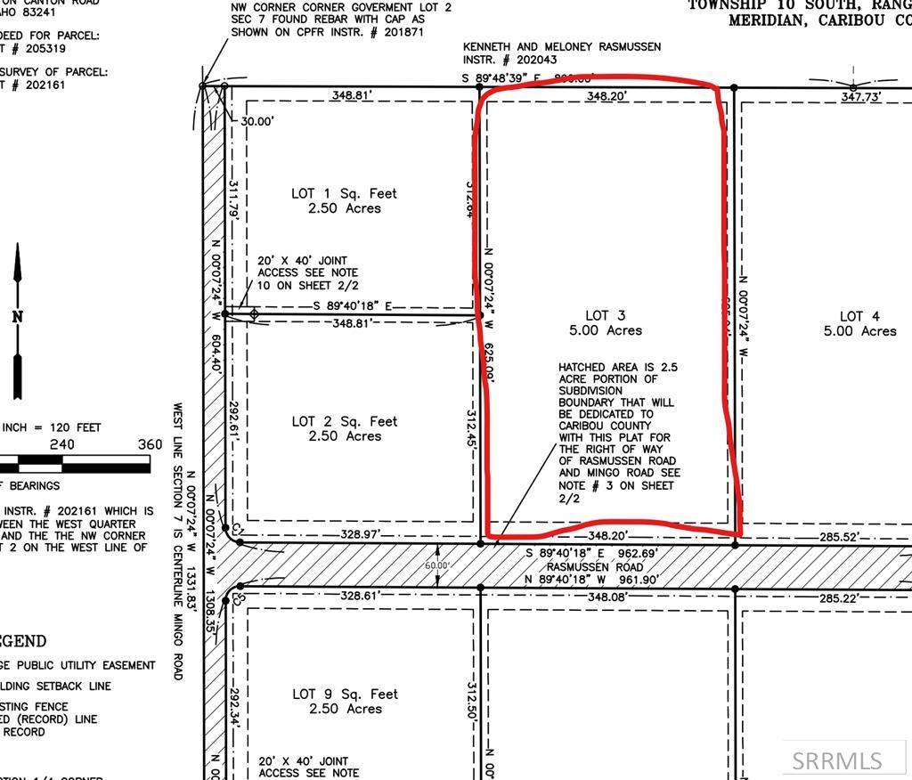 Lot 3 Highline View Road Property Photo