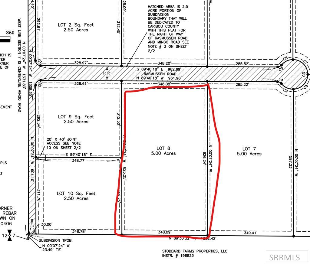Lot 8 Highline View Road Property Photo