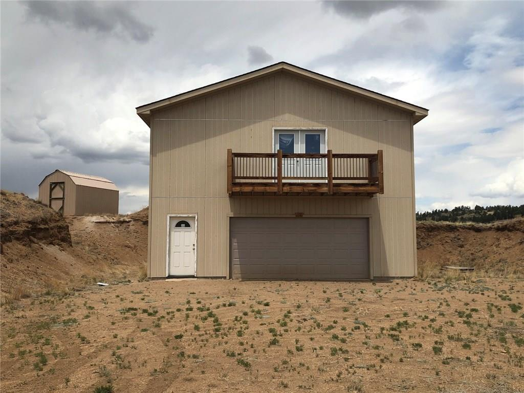 1332 Frees Loop Property Photo - HARTSEL, CO real estate listing