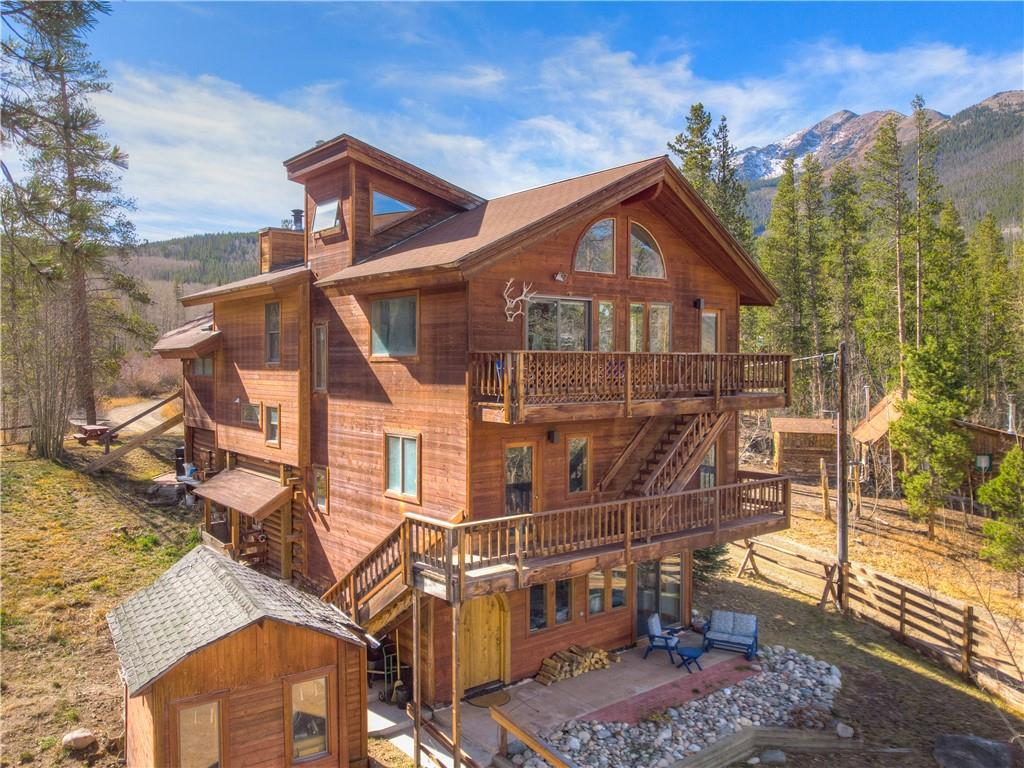 98 E Ophir Lake Road Property Photo - FRISCO, CO real estate listing