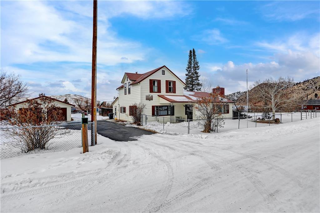 233 Grand Street Property Photo - PARSHALL, CO real estate listing