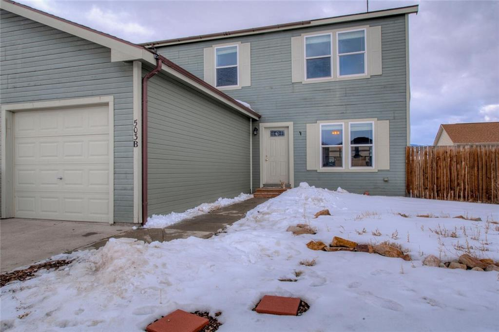 503 N 11th Street N #B Property Photo - KREMMLING, CO real estate listing