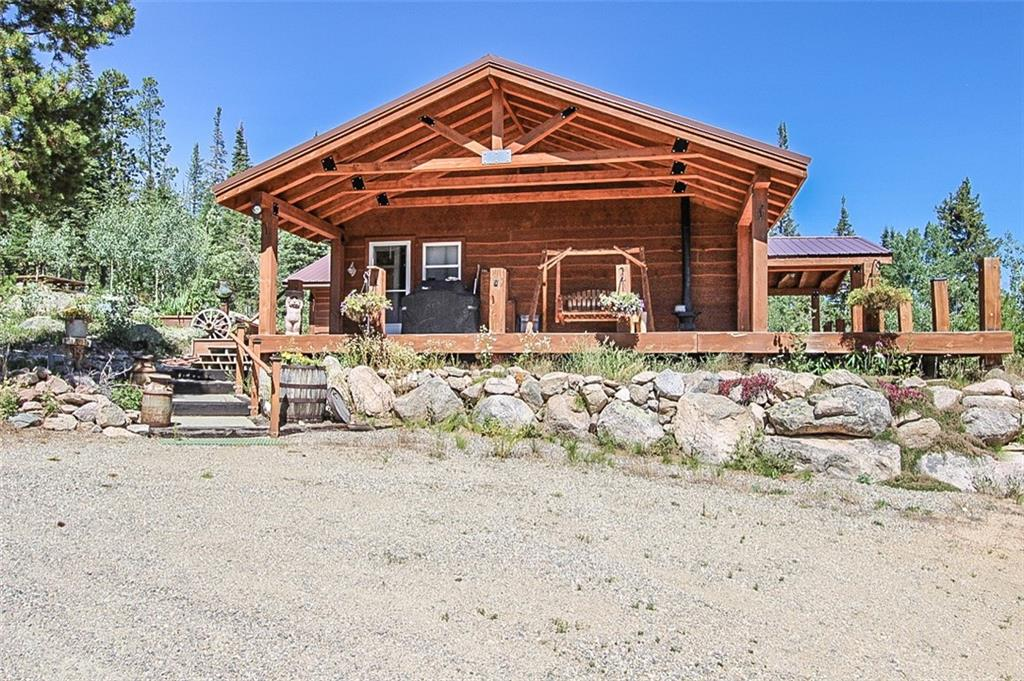 2227 County Road 164 Property Photo - KREMMLING, CO real estate listing