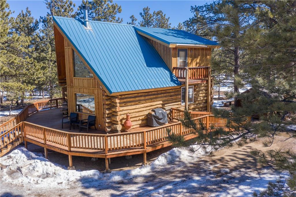 2206 CAMPFIRE Road Property Photo - HARTSEL, CO real estate listing