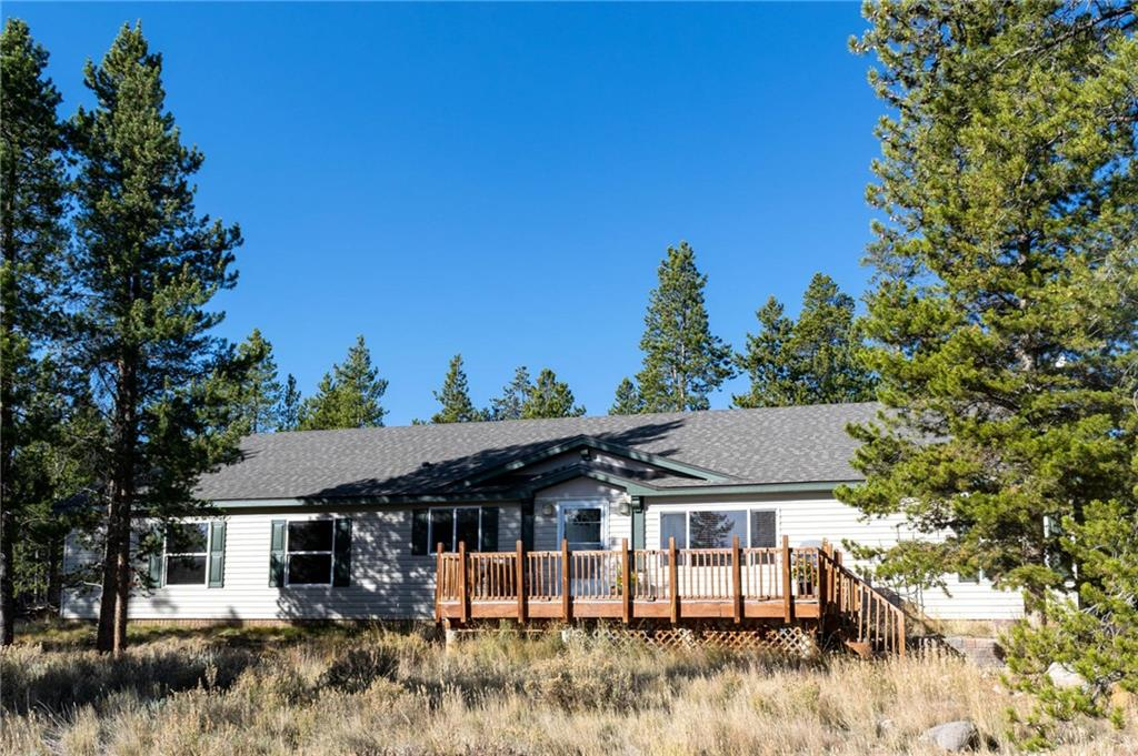 512 Spruce Drive Property Photo - TWIN LAKES, CO real estate listing