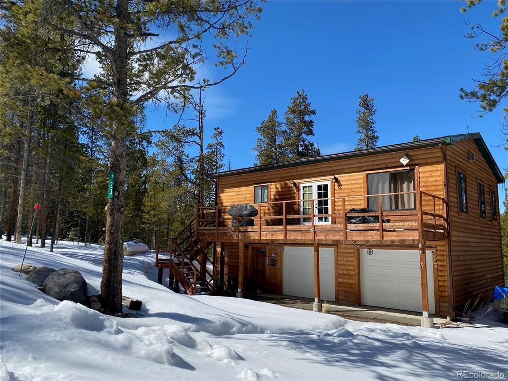 123 Juniper Property Photo - LEADVILLE, CO real estate listing