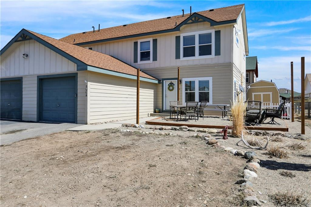 506A 10th Street Property Photo - KREMMLING, CO real estate listing