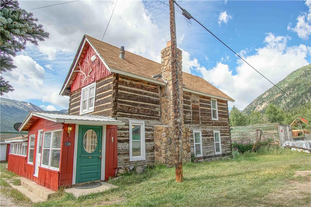 138 Lang Street Property Photo - TWIN LAKES, CO real estate listing