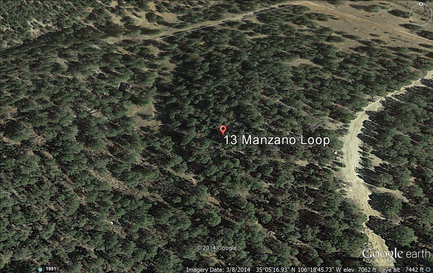 13 Manzano Loop Property Photo - Tijeras, NM real estate listing