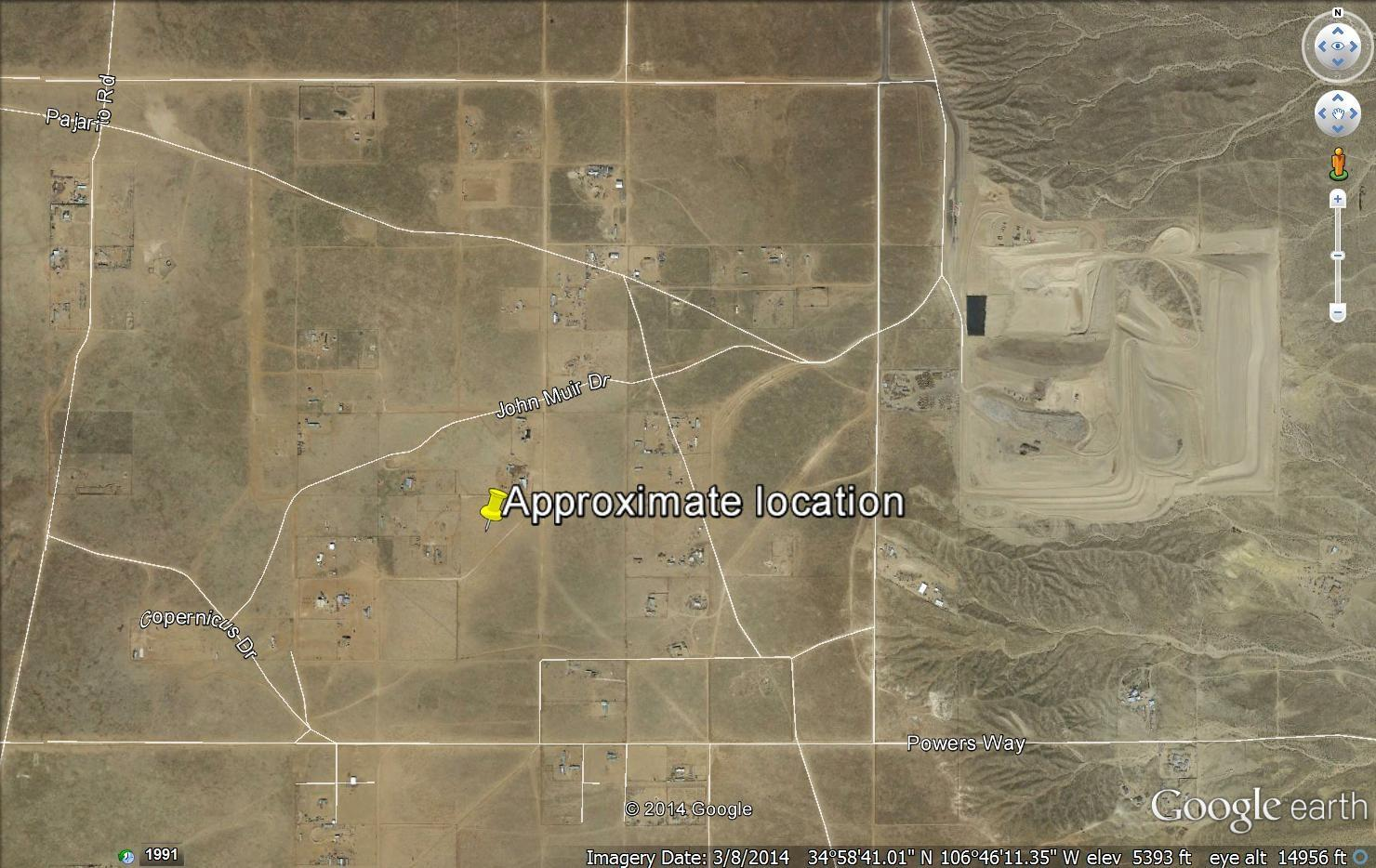 Pajarito Land Grant Sw Property Photo