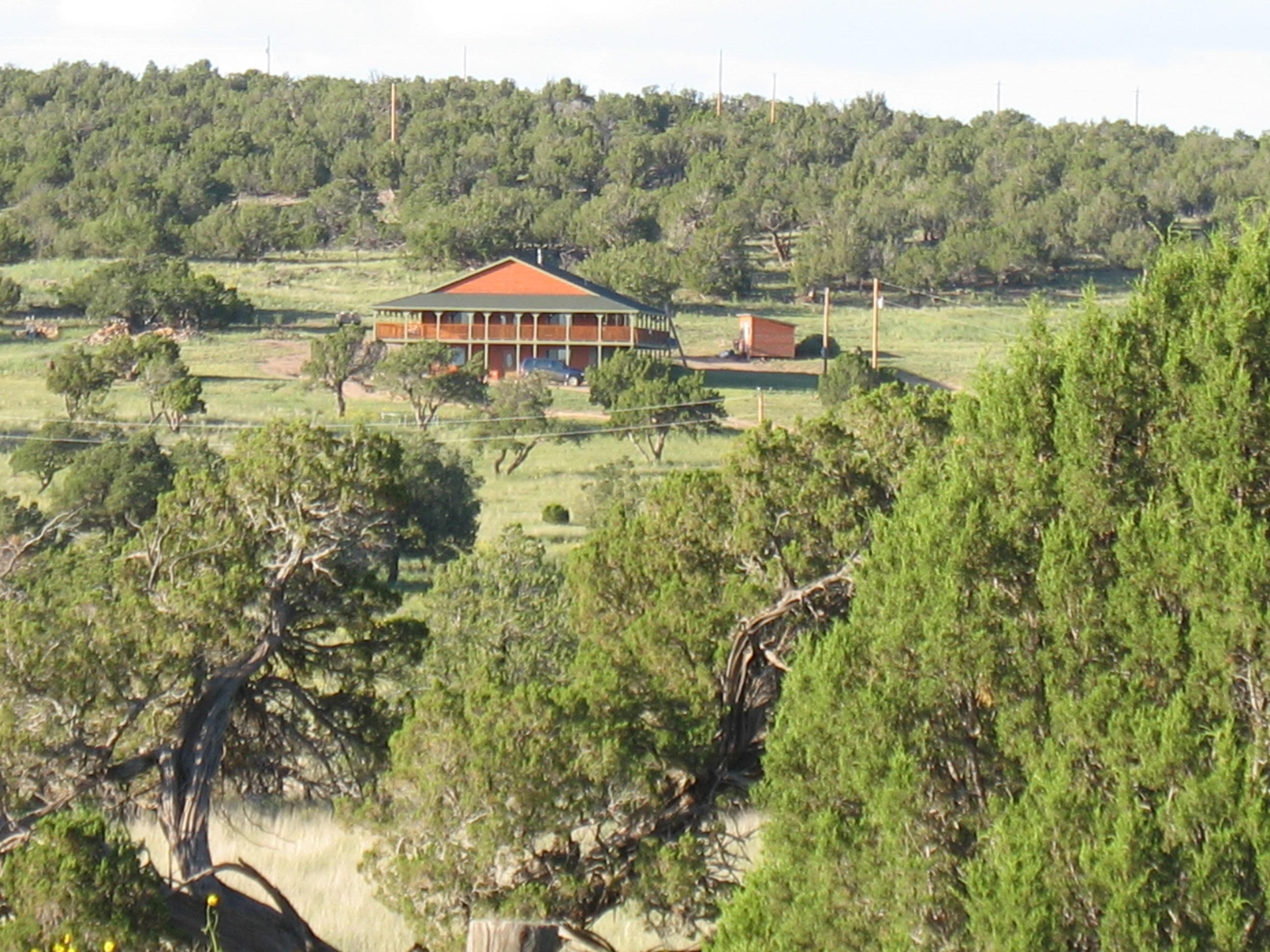 100 Tee Pee Trail Property Photo - Quemado, NM real estate listing