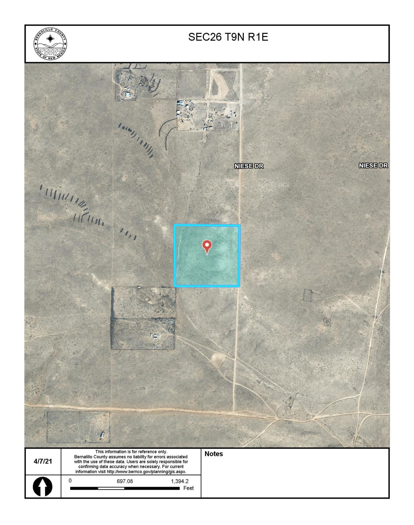 0 Off Powerline Road SW Property Photo - Albuquerque, NM real estate listing