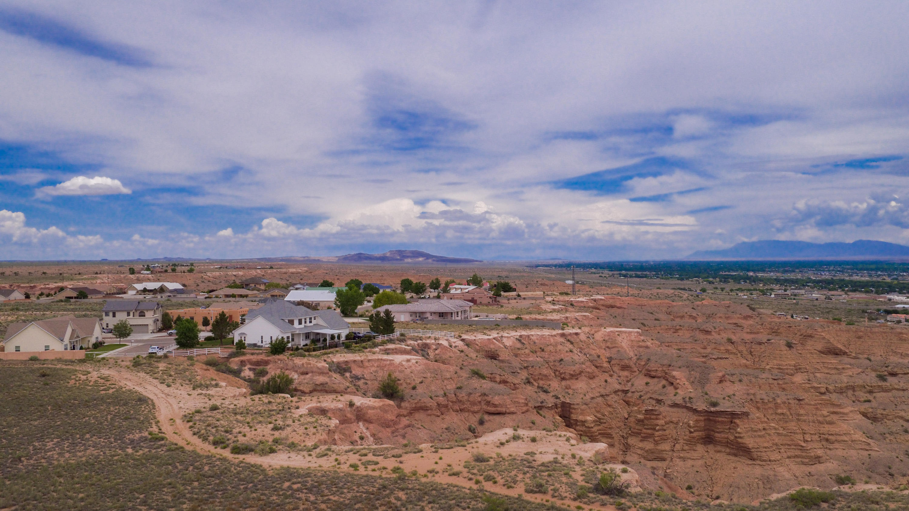 Greenbelt View Property Photo - Belen, NM real estate listing