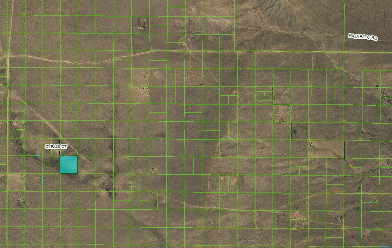 Off Pajarito (JMT #6) Road SW Property Photo - Albuquerque, NM real estate listing