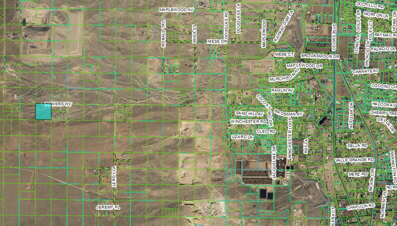 Off Pajarito (JMT #15) Road SW Property Photo - Albuquerque, NM real estate listing