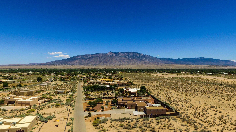 El Dorado Road Property Photo - Corrales, NM real estate listing