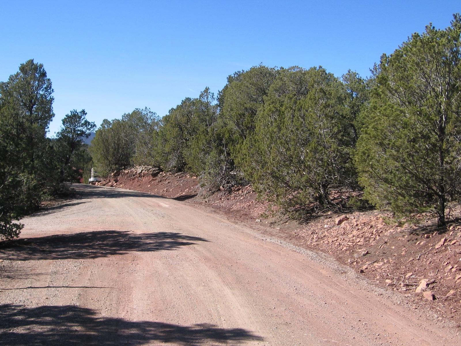 2 JUNIPER RIDGE Road Property Photo - Tijeras, NM real estate listing