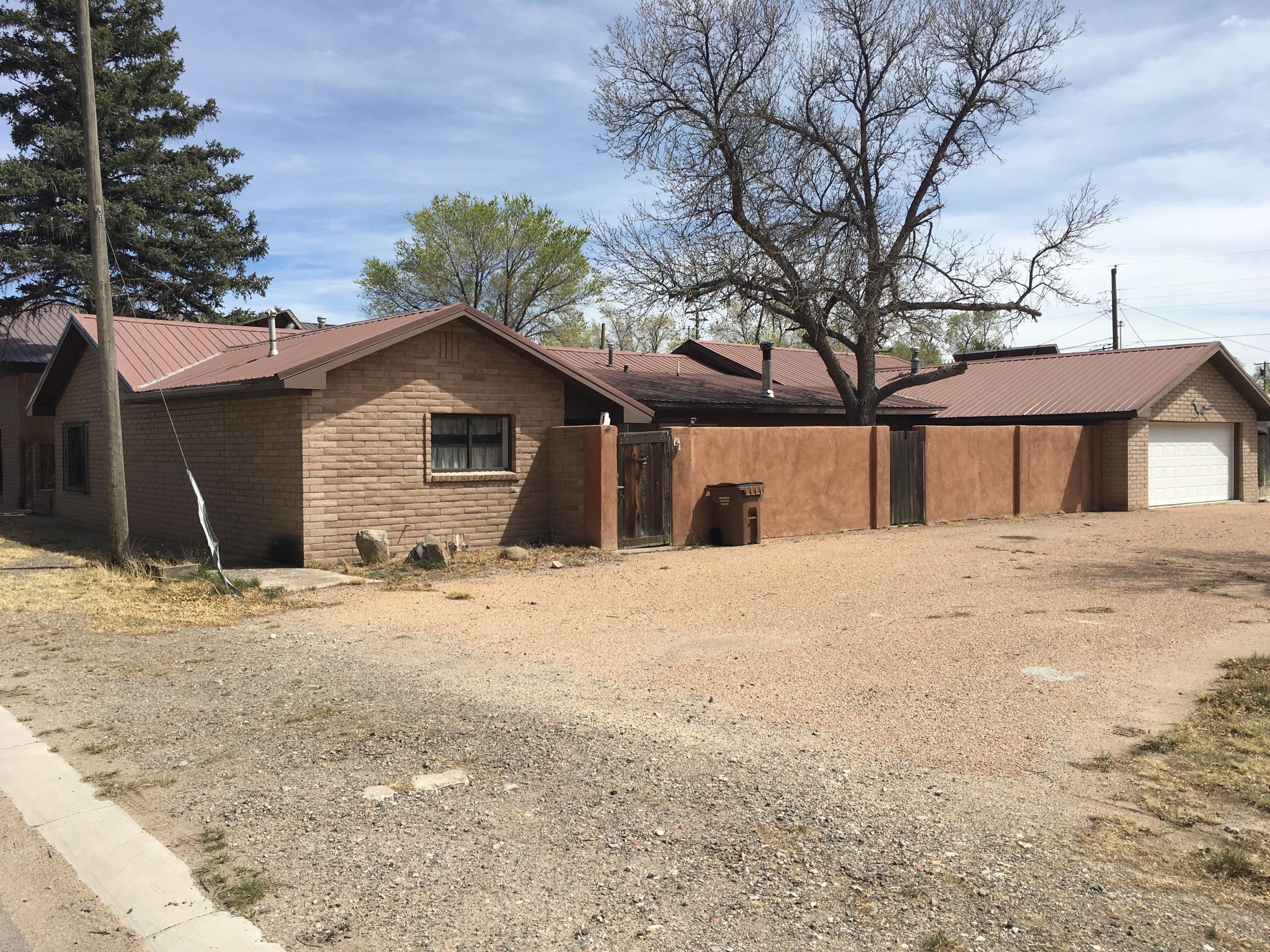 508 W Highland Avenue Property Photo - Estancia, NM real estate listing