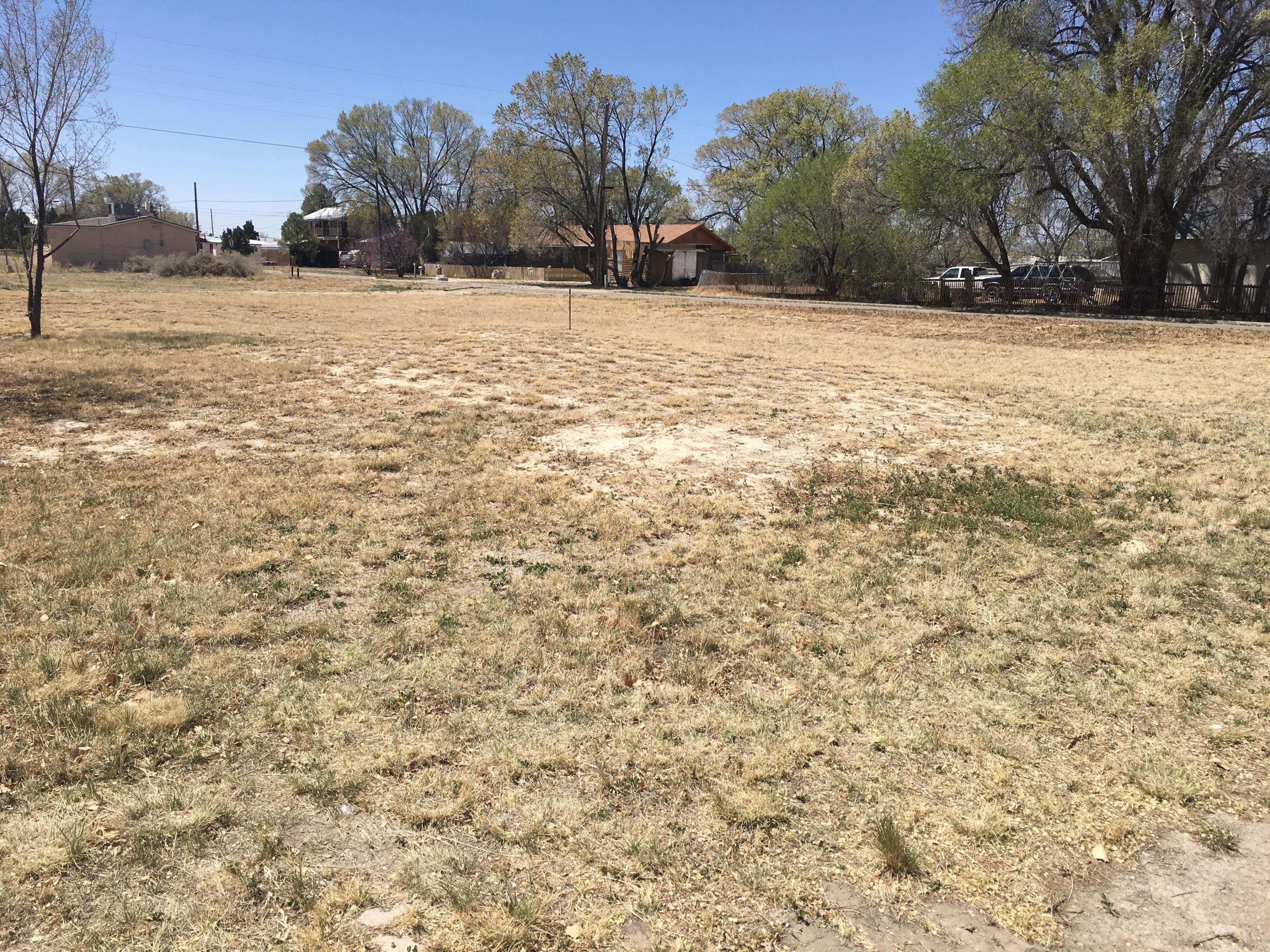 W Highland Avenue Property Photo - Estancia, NM real estate listing