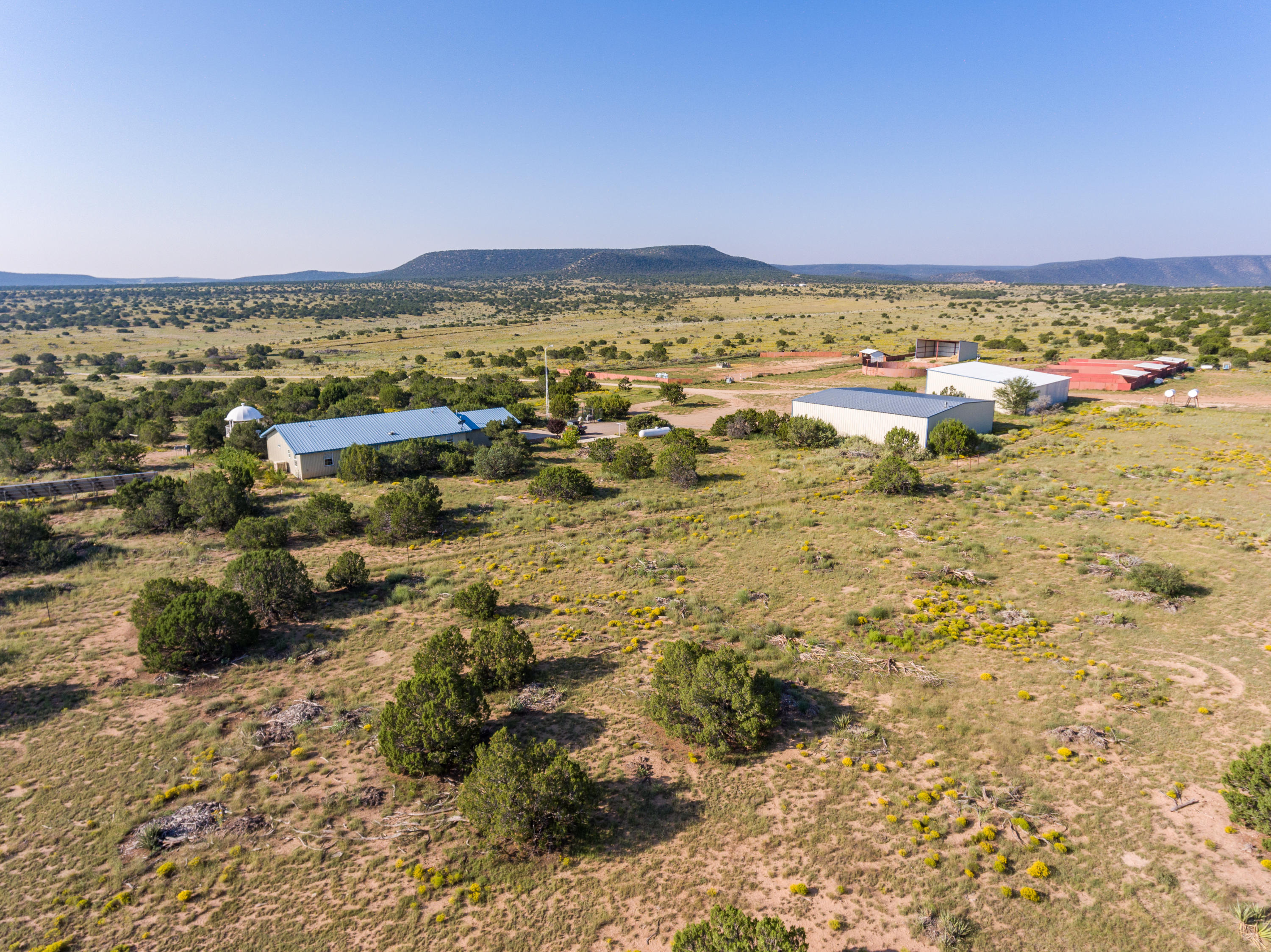 5606 State Highway 55 Property Photo - Mountainair, NM real estate listing