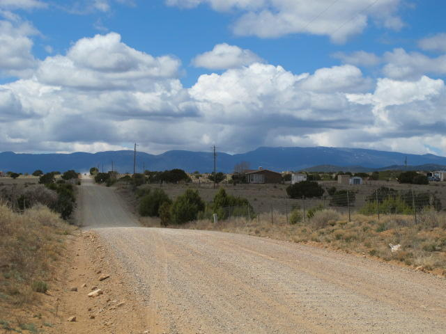 Entranosa Road Road Property Photo - Sandia Park, NM real estate listing