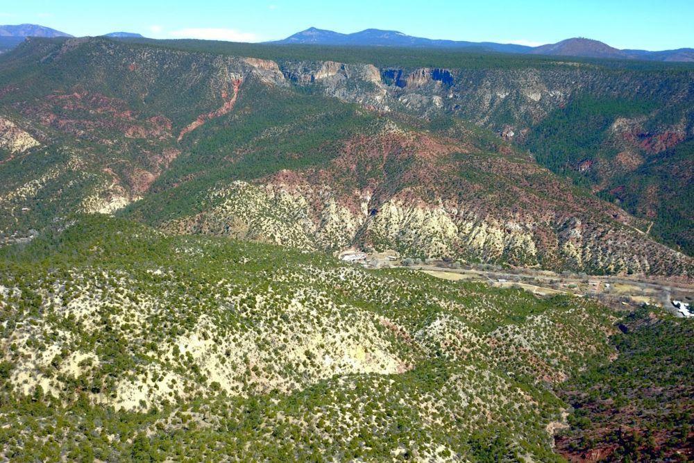 Valley of the Spirit Ranch, Jemez Springs, NM 87025 - Jemez Springs, NM real estate listing