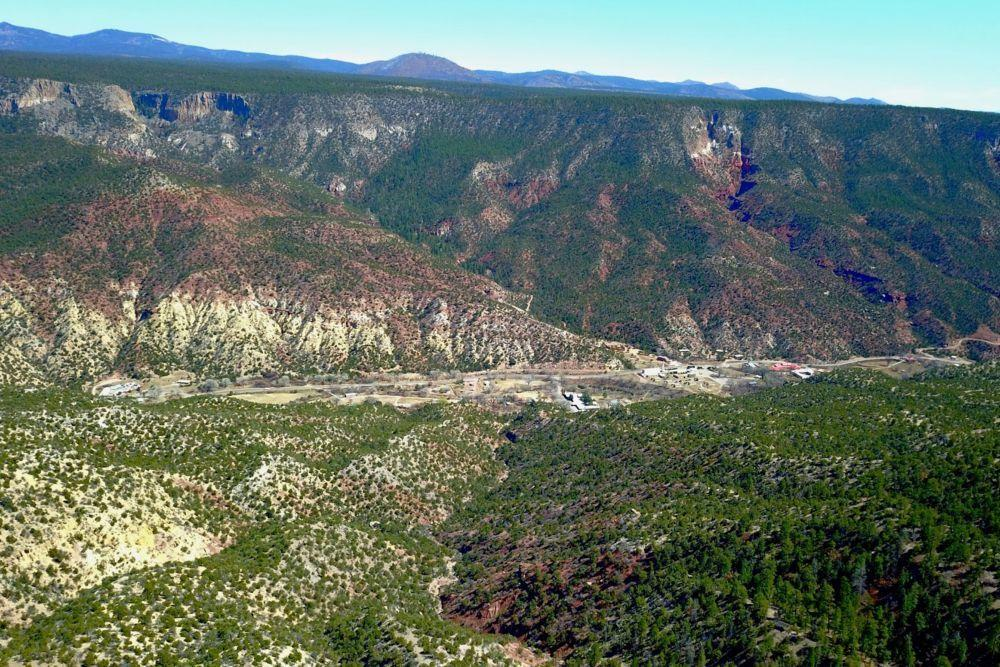 Tract A Valley of the Spirit Ranch Property Photo - Jemez Springs, NM real estate listing